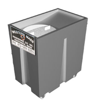 Grease and Fat Storage Containers for Inside